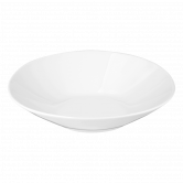 Meran Gourmetschale tief Organic 16 cm weiß