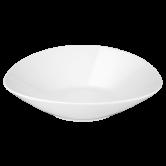 Meran Gourmetschale tief Organic 26 cm weiß