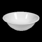 Meran Schüssel rund 23 cm weiß