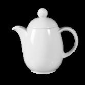 Meran Kaffeekanne 1 0,36 l weiß