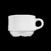 Meran Kaffeetasse 1 0,18 l weiß