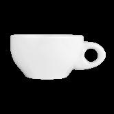 Meran Teetasse Organic 0,22 l weiß