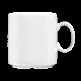 Meran Becher 05 0,25 l weiß