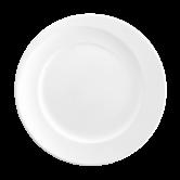 Paso Frühstücksteller rund 23 cm weiß