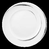 Paso Frühstücksteller rund 23 cm Grey Brush