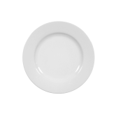 Rondo / Liane Brotteller 17 cm weiß