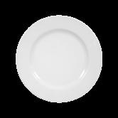 Rondo / Liane Speiseteller 25 cm weiß