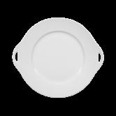 Rondo / Liane Kuchenplatte mit Griff 27 cm weiß