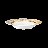 Rondo / Liane Suppenteller rund 22 cm Pompöös white