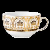 Rondo / Liane Milchkaffeetasse 0,35 l Pompöös white