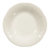 Rubin Suppenteller 22,5 cm Coup cream