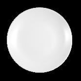 Modern Life Teller flach rund 29 cm weiß