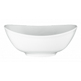 Modern Life Suppenbowl oval 16 cm weiß