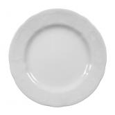 Salzburg Teller flach 21 cm weiß