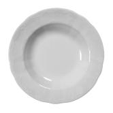 Salzburg Teller tief 23 cm weiß