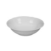 Salzburg Salats rund 13 cm weiß