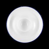 Compact Eierbecher mit Ablage Blaurand