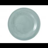 Beat Frühstücksteller rund 23 cm Glaze Arktisblau