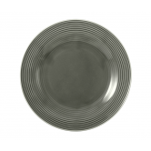 Beat Frühstücksteller rund 23 cm Glaze Perlgrau