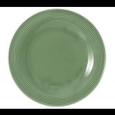 Beat Frühstücksteller rund 23 cm Color Glaze Salbeigrün