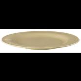 Beat Speiseteller rund 27,5 cm Glaze Sandbeige