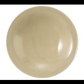 Beat Suppenteller rund 22,5 cm Glaze Sandbeige