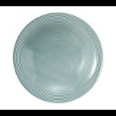 Beat Suppenteller rund 22,5 cm Glaze Arktisblau