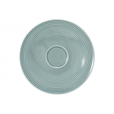 Beat Kombi-Untertasse groß 16,5 cm Glaze Arktisblau