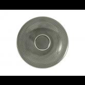 Beat Kombi-Untertasse groß 16,5 cm Glaze Perlgrau