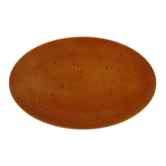 Coup Fine Dining Coupplatte 40 x 25,5 cm Country Life terracotta