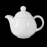 Meran Teekanne 1 0,32 l weiß