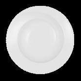 Paso Suppenteller rund 22,5 cm weiß
