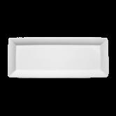 Buffet-Gourmet Platte 5140 35x14 cm weiß