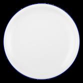 Compact Frühstücksteller 19 cm Blaurand