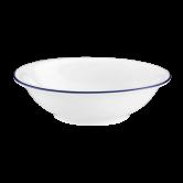 Compact Dessertschale 13 cm Blaurand