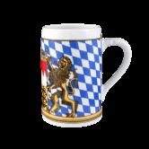 Compact Bierkrug ohne Deckel 0,63 l Bayern