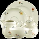Marie-Luise Teeservice 20-teilig Blütenmeer