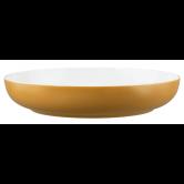 Life Foodbowl 28 cm Molecule Amber Gold