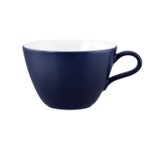 Life Milchkaffeetasse 0,37 l Molecule Denim Blue