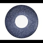 Life Kombi-Untertasse 16,5 cm Molecule Denim Blue