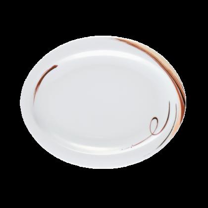 Top Life Teller oval (Brotteller) 19 cm Aruba
