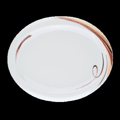 Top Life Teller oval (Speiseteller) 29 cm Aruba