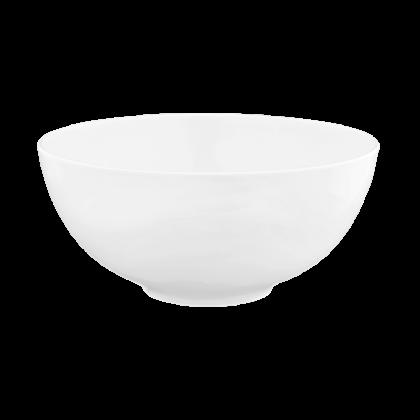 Life Schüssel rund 21 cm weiß