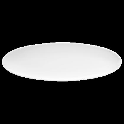 Life Servierplatte schmal 35x12 cm weiß