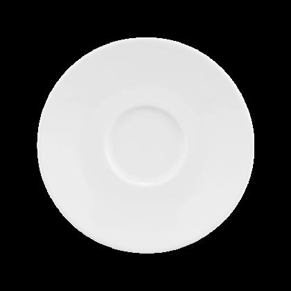 Life Kombi-Untertasse 16,5 cm weiß