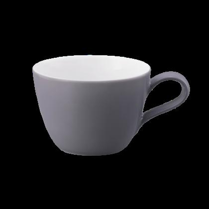Life Kaffeeobertasse 0,24 l Fashion Elegant Grey