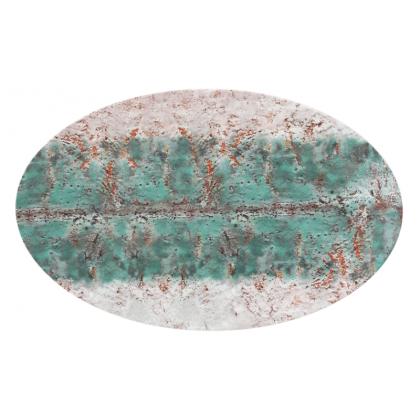 Life Servierplatte oval 40x26 cm Diversity