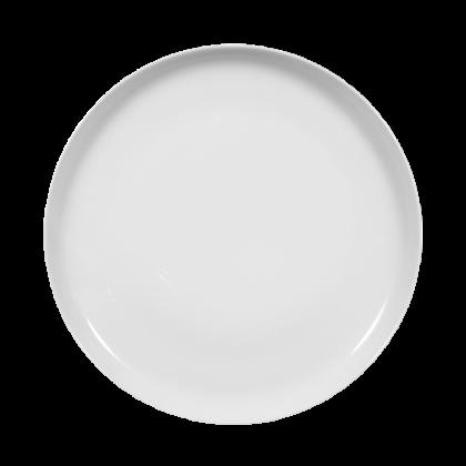 Sketch Basic Teller flach rund 30 cm weiß