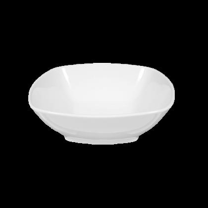 Sketch Basic Dessertschale eckig 15 cm weiß