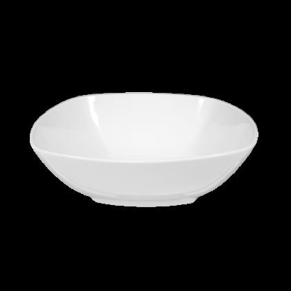 Sketch Basic Schüssel eckig 20 cm weiß